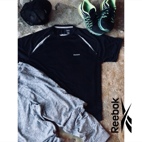 Reebok Other - REEBOK Playdry Athletic Men's training  shirt